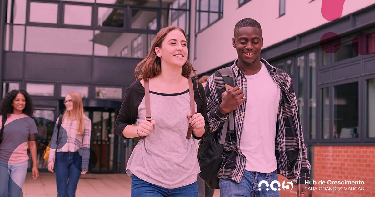 O que é preciso levar em consideração para criar uma régua de relacionamento para universidades?