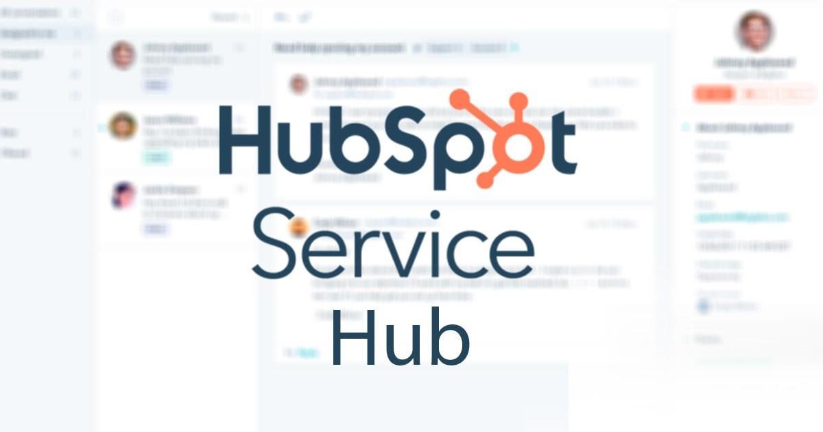 Por que usar o HubSpot Service Hub?