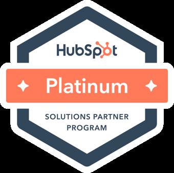 Parceiro HubSpot - Platinum