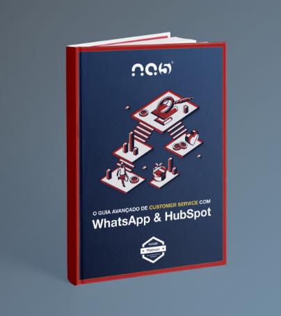 Imagem - O guia avan‡ado de Customer Service com WhatsApp & HubSpot