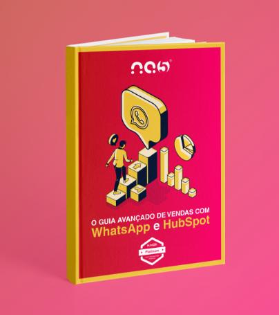 Imagem - O guia avancado de vendas com WhatsApp e HubSpot