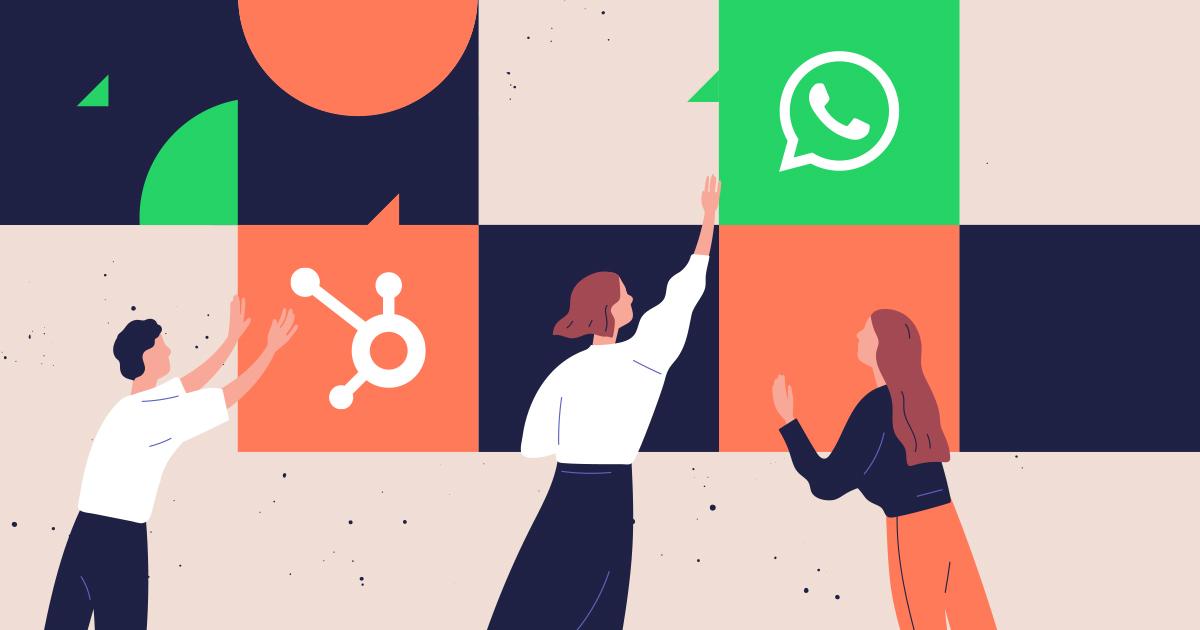 Como integrar WhatsApp e HubSpot na sua empresa