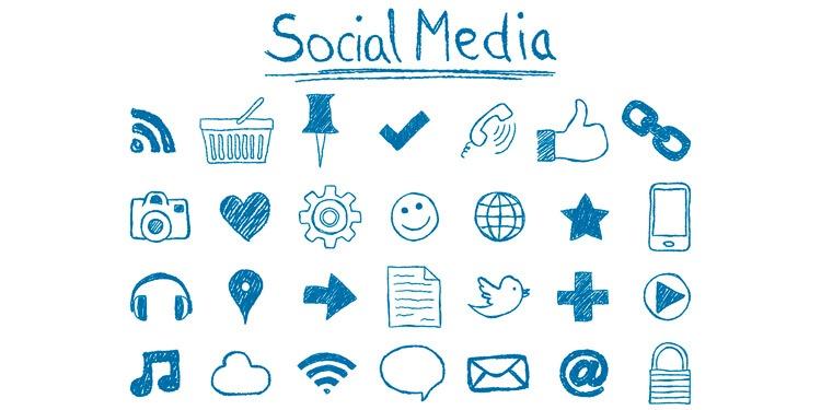 Em quais redes sociais divulgar a empresa