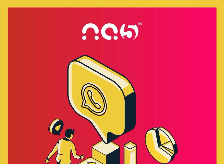 eBook: O Guia Avançado de Vendas com WhatsApp e HubSpot por NA5
